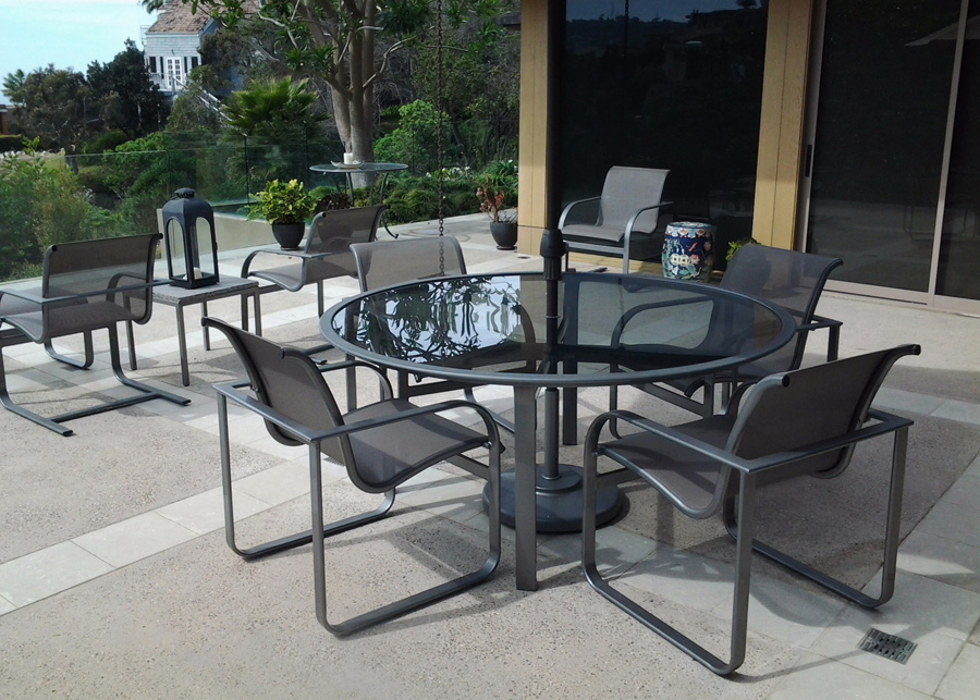 We Are A Full Service, One Stop Shop For High End Outdoor Furniture  Replacement Slings And Installation.
